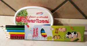 confezione di matite colorate Nonno Nanni di Annunziata