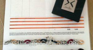 coppia di bracciali X Jewellery di Fede