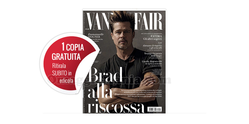 coupon Inizia con Vanity Fair rivista 4-2017