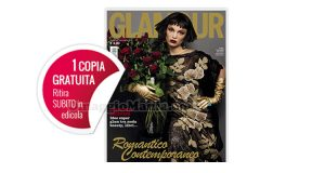 coupon copia omaggio Glamour 295
