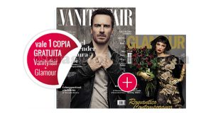 coupon omaggio Vanity Fair 2 e Glamour 295