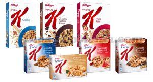 fornitura cereali e snack Special K Kellogg's