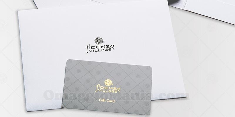 gift card Fidenza Village