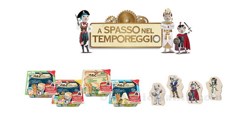 gommine 3D Topolini Parmareggio con A spasso nel temporeggio