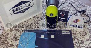 kit #BarJolie Lavazza di Giuliana
