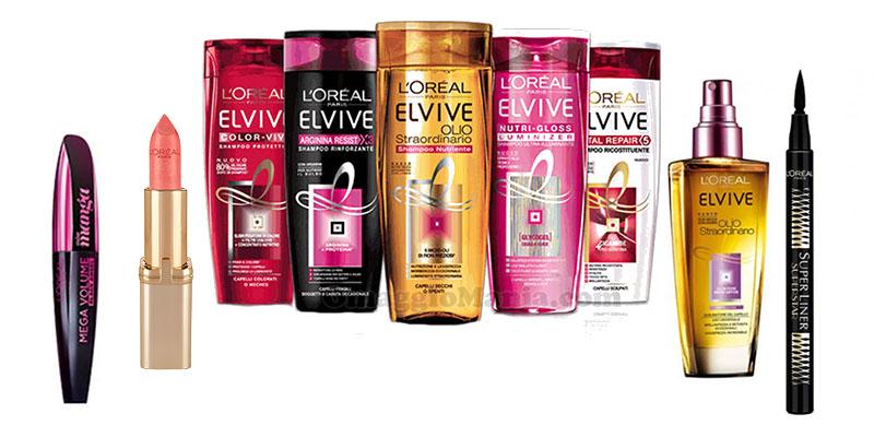 kit prodotti L'Oréal