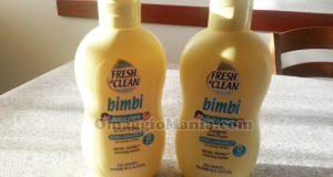 kit shampoo e bagno Fresh&Clean di Sabry77