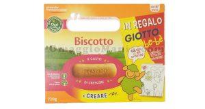 libricino da colorare Giotto be-bè con Plasmon