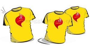 maglietta Fonzies personalizzabile