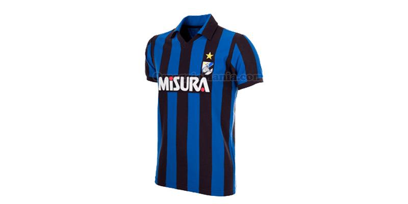 maglietta Inter anni 80