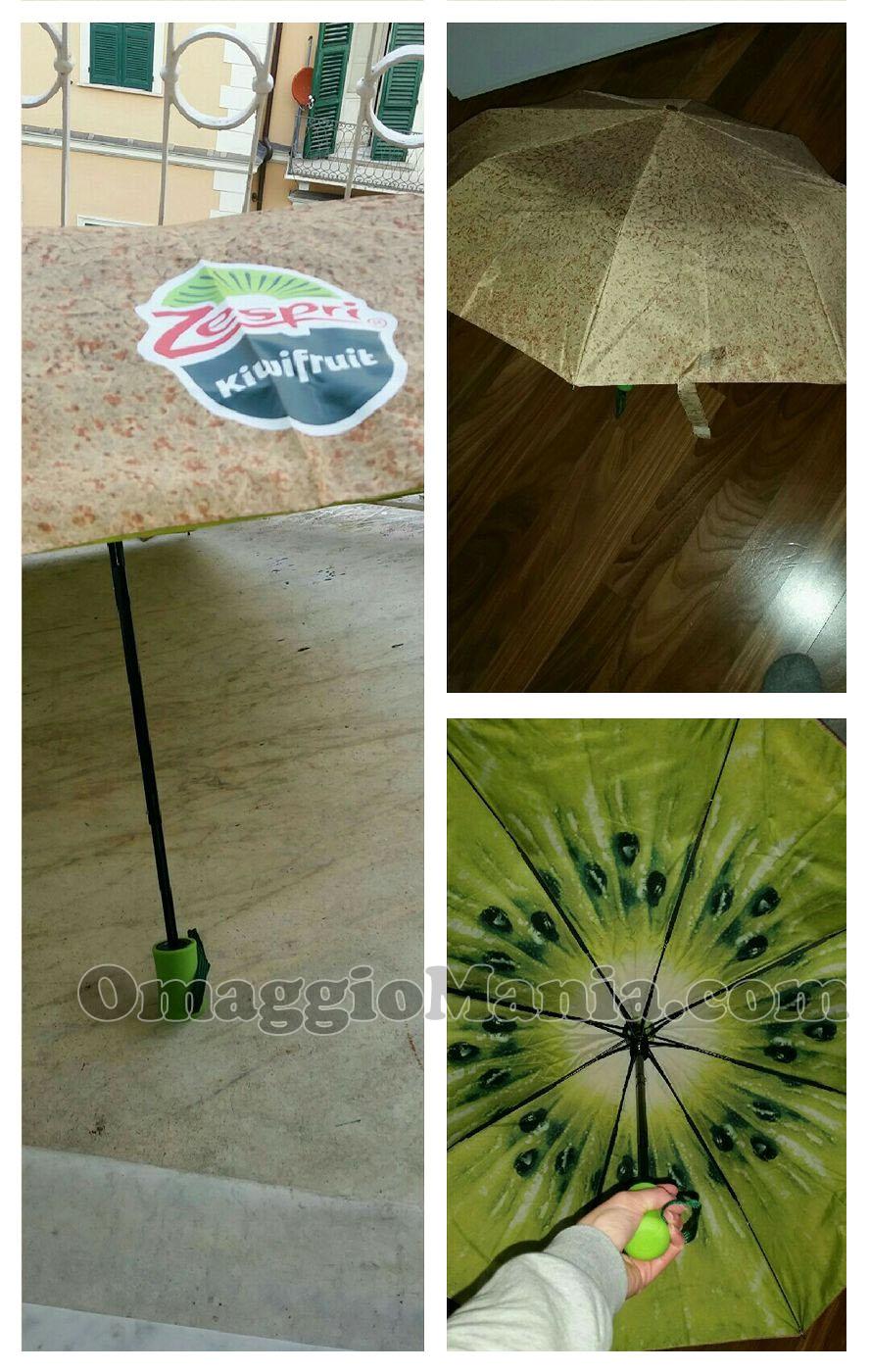 ombrello Zespri di Raffaella