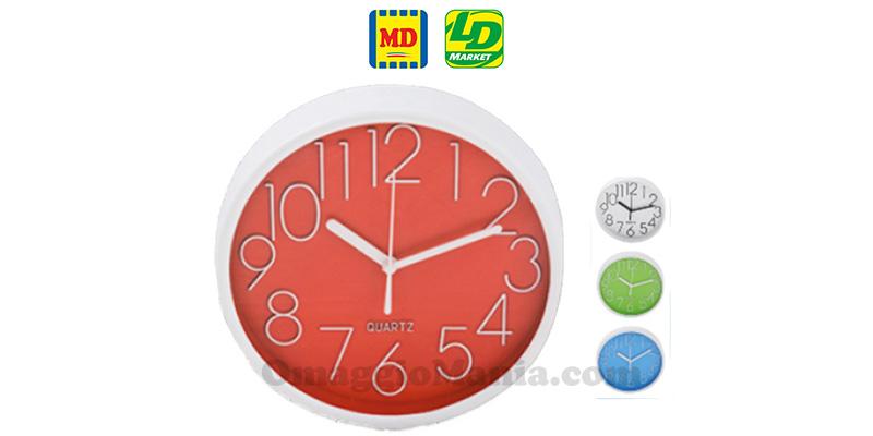 orologio 1 euro MD LD