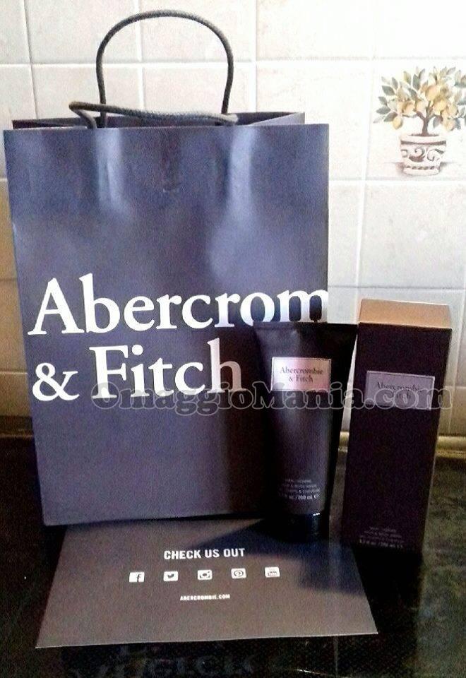 premio Abercrombie & Fitch di Daniela