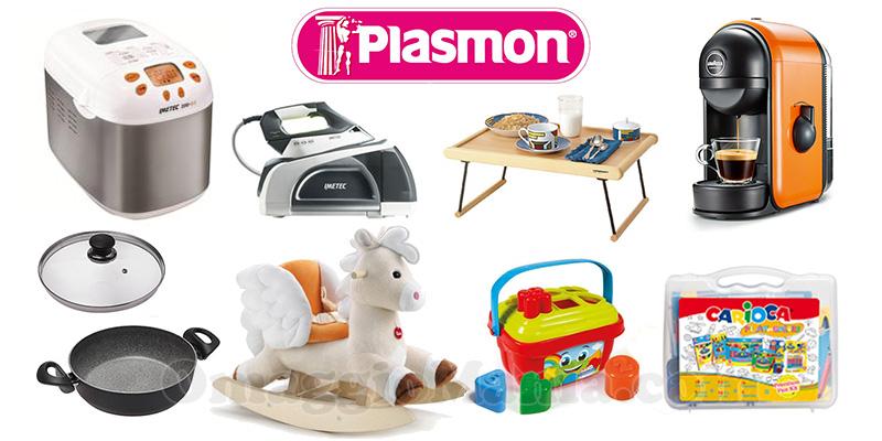 raccolta Plasmon 2017
