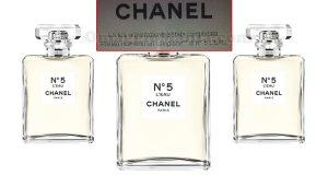 richiesta campione omaggio Chanel n.5 L'Eau di Caterina