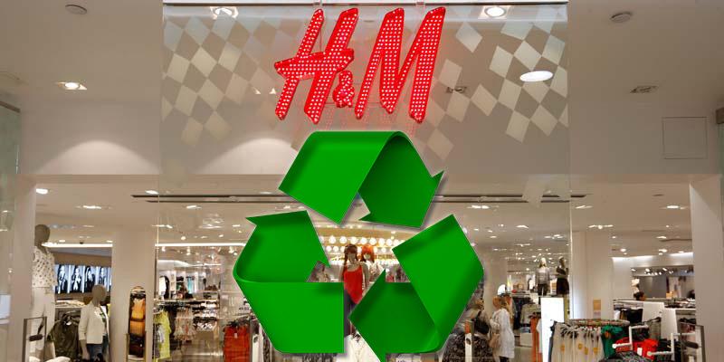 riciclo H&M