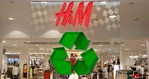 riciclo abiti H&M