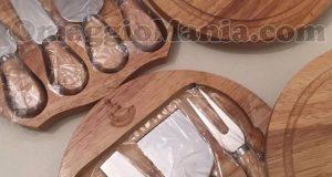 set taglieri e formaggiera di Turchina17 con Tesori del Gusto 2016