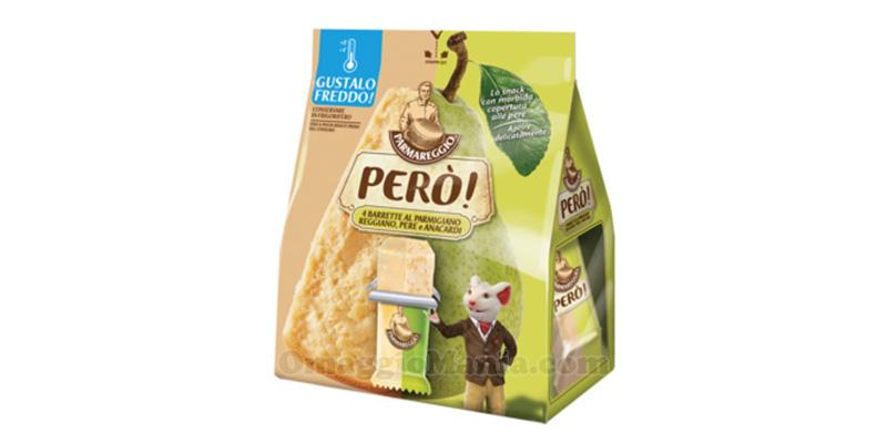 snack Parmareggio Però