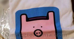 t-shirt T-Frutta di Claudia