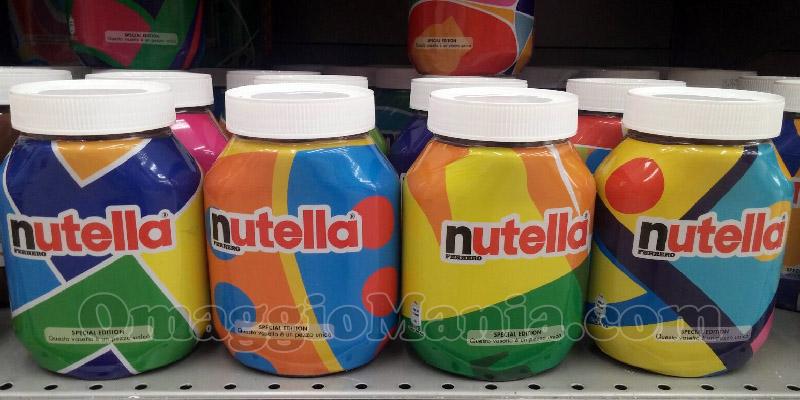 vasetti Nutella Vasetti Unici Edition
