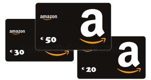 vinci buoni Amazon con Grocerest e FattoreMamma