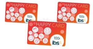 voucher Happy Card IBS 100 euro