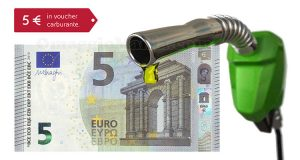 voucher carburante ENI 5 euro