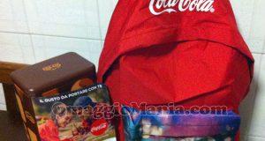 zaino Coca Cola di Maria Teresa