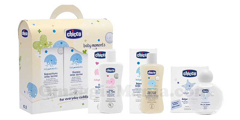 Chicco Baby Moments Set