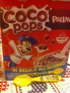 Cococannuccia Kellogg's e Palline Coco Pops di Marco