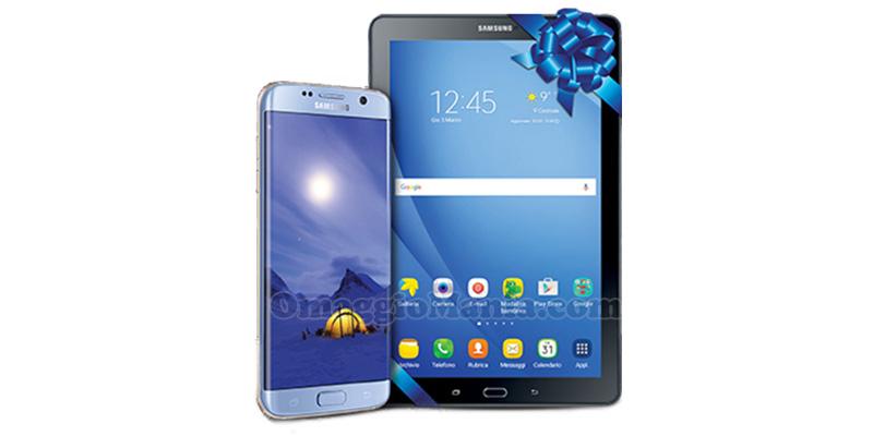 Con Galaxy S7 ricevi un Samsung Galaxy Tab A