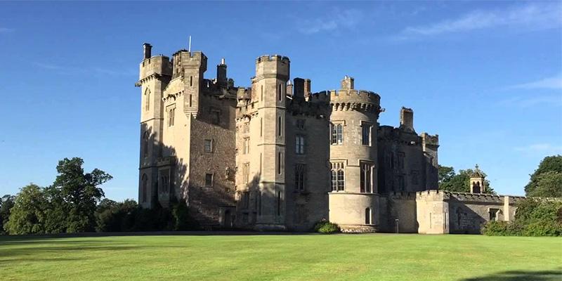 Duns Castle Scozia