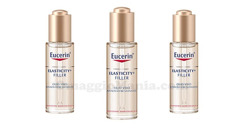 Eucerin olio viso Elasticity+ Filler