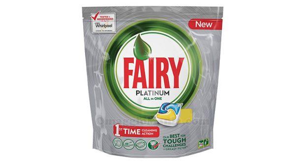 Fairy Platinum Limone