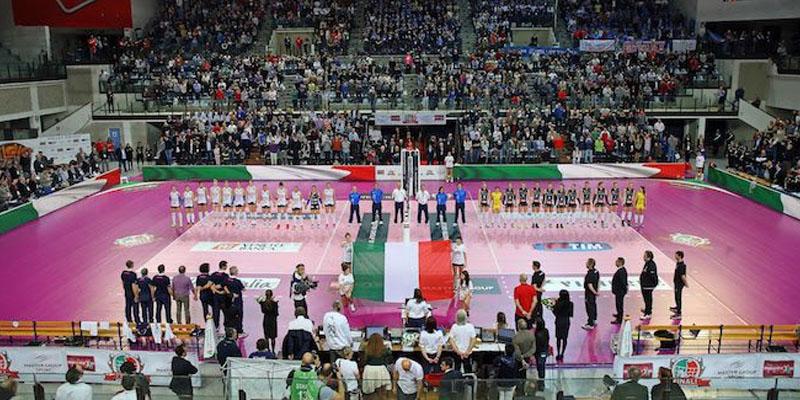 Final Four Coppa Italia Volley Femminile