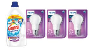 General buono sconto lampadine Philips Led