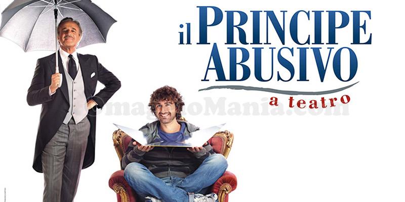 Il Principe abusivo a teatro