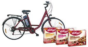 Kellogg's ti regala energia per il tuo movimento
