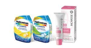 Multicentrum Vitamints Incarose BB Cream
