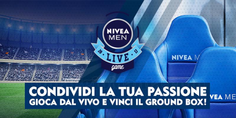 Nivea Men Live Game 2017
