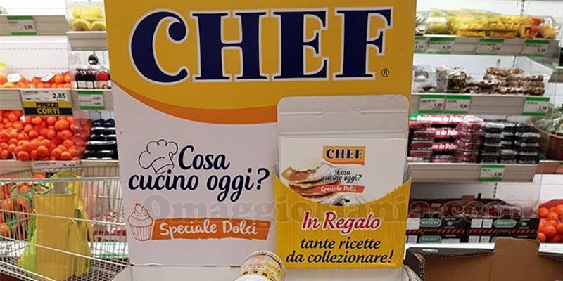Ricettario omaggio con panna chef omaggiomania - Chef titanium con voz ...