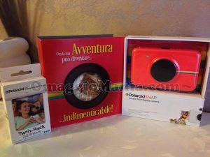 Polaroid SNAP di Tatiana con Mulino Bianco Scatta l'avventura 2