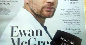 Vanity Fair 6 e campioncino Dior Forever di Fede