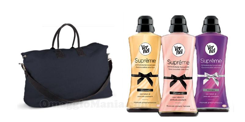Vernel Suprême vinci borsa da viaggio My Style Bags