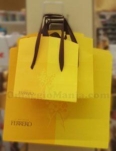 borse Ferrero Festa della Donna di Sole