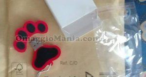 chiavetta USB zampa Purina di Iole