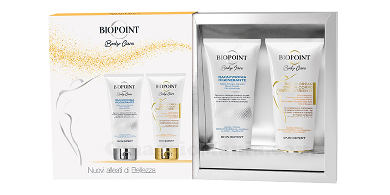 cofanetto Biopoint Body Care