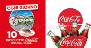 concorso Coca Cola vinci biciclette personalizzabili