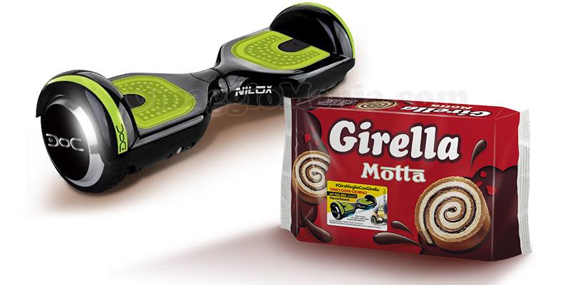 concorso Gira meglio con Girella